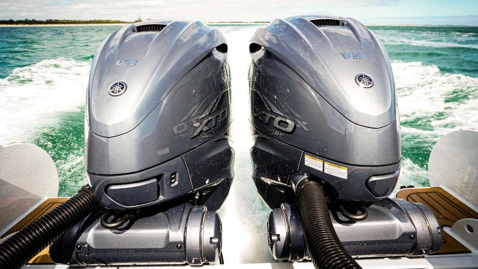 Yamaha XF425 Image 4