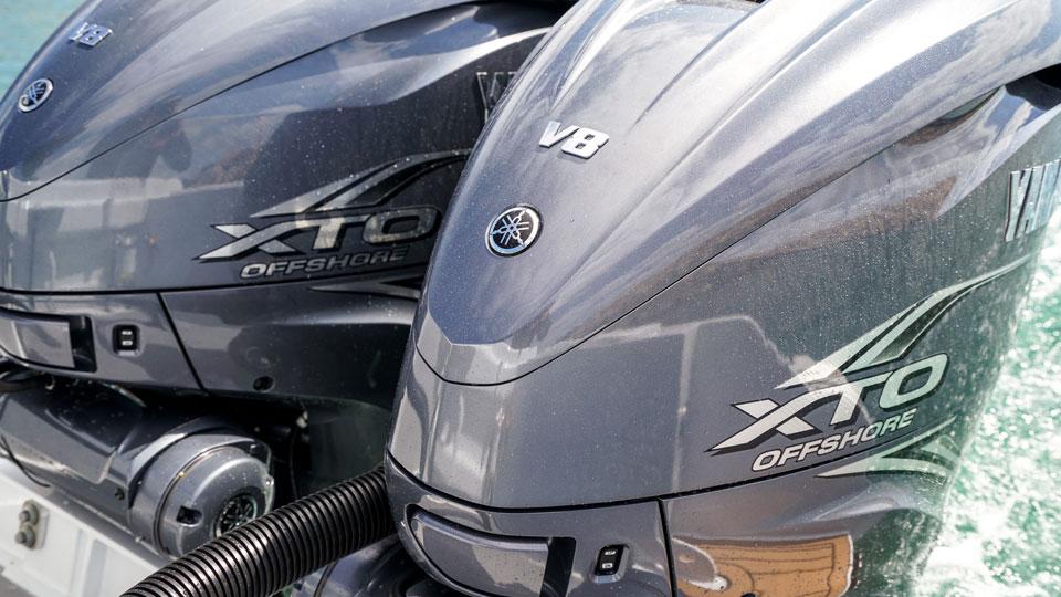 Yamaha XF425 Image 5