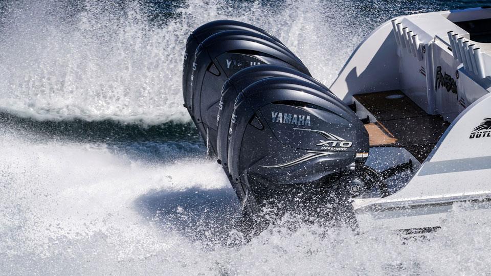 Yamaha XF425 Image 6