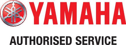 Yamaha Authorised Service Logo