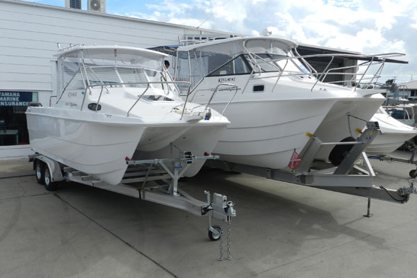 Reef Marine Dealers for Kevlacat Boats