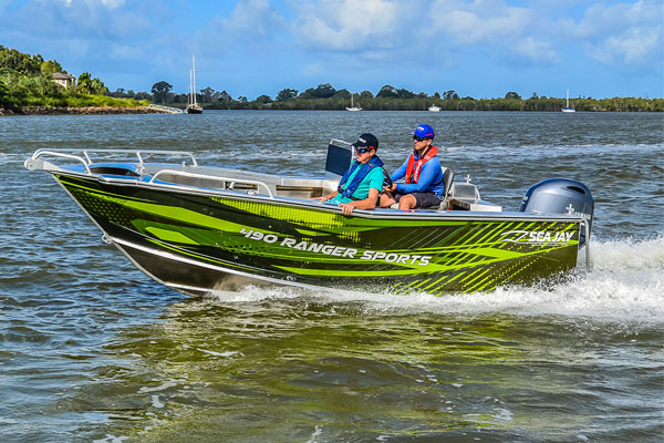 Reef Marine Dealers for Sea Jay Boats