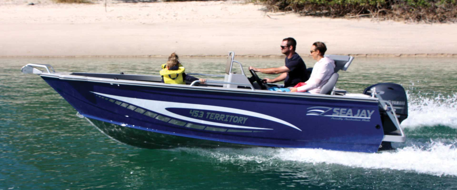 Sea Jay Territory 453