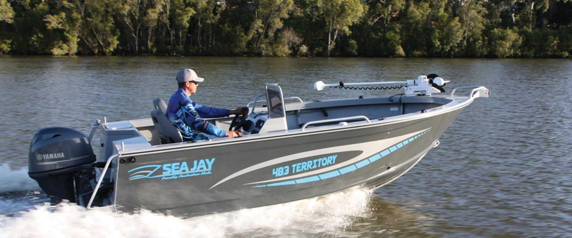 Sea Jay Territory 483