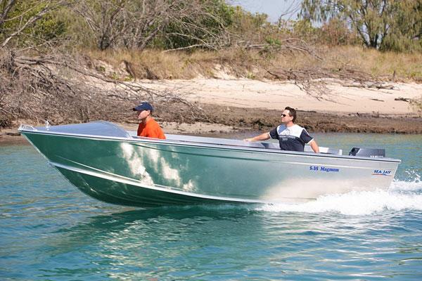 Sea Jay Open Boats