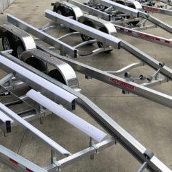 Redco Aluminium Boat Trailers