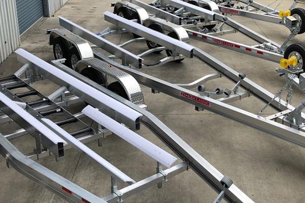 Redco Aluminium Trailers