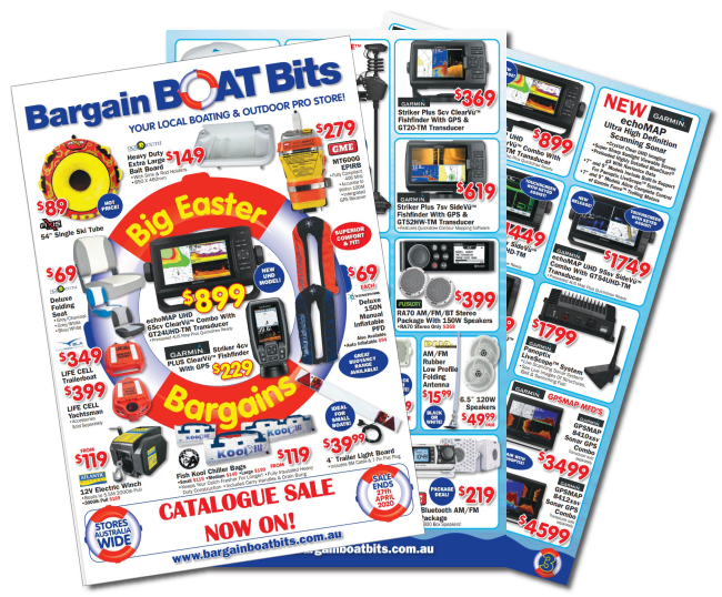 Bargian Boat Bits 2020 Easter Catalogue