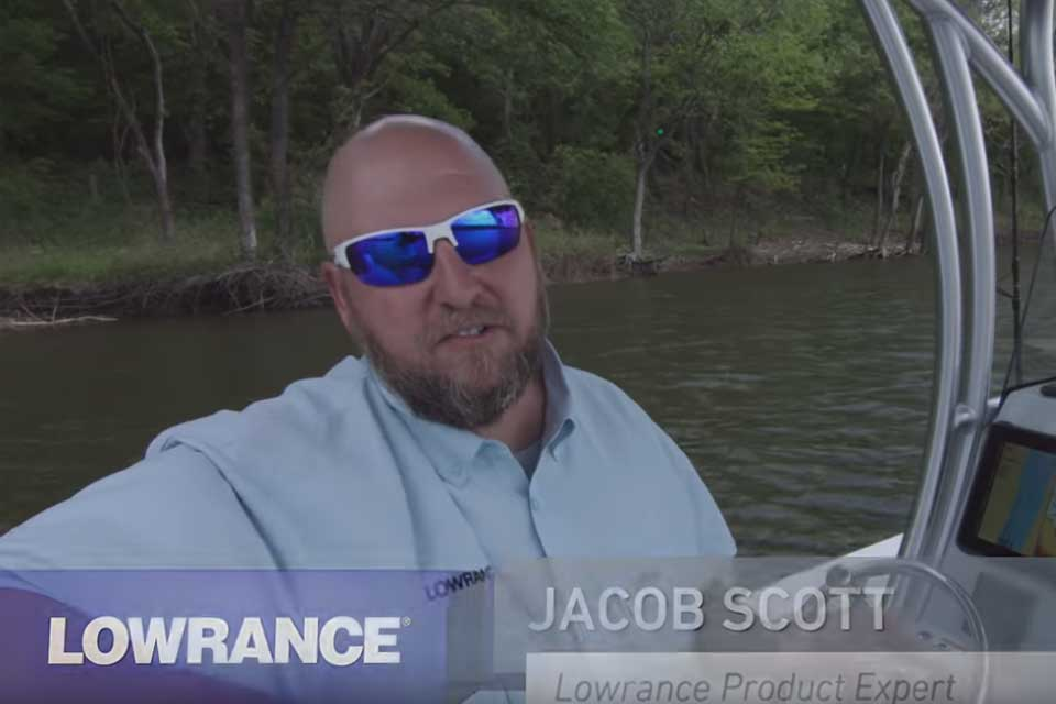 Lowrance Active Imaging Side Basics