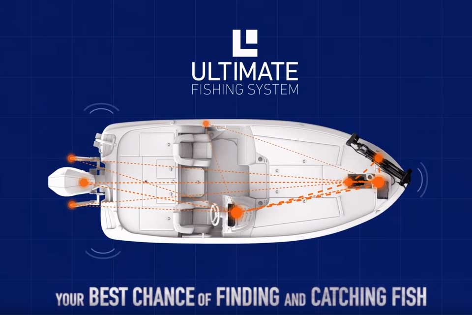 Lowrance Ultimate Fishing System Video