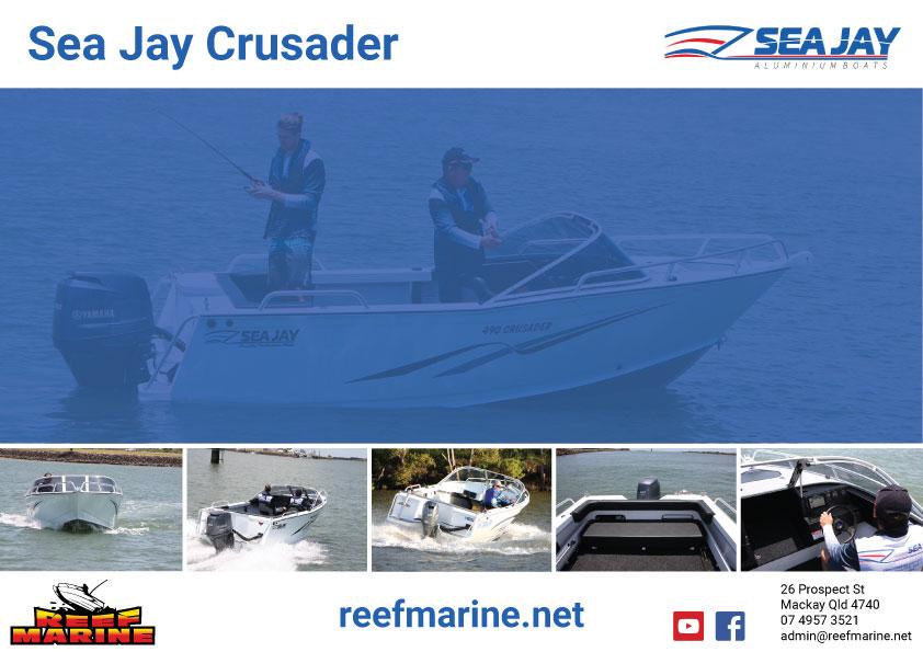 Sea Jay Crusader Brochure