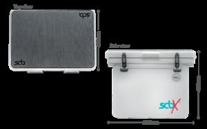 SCB cooler