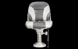 Pedestal seat
