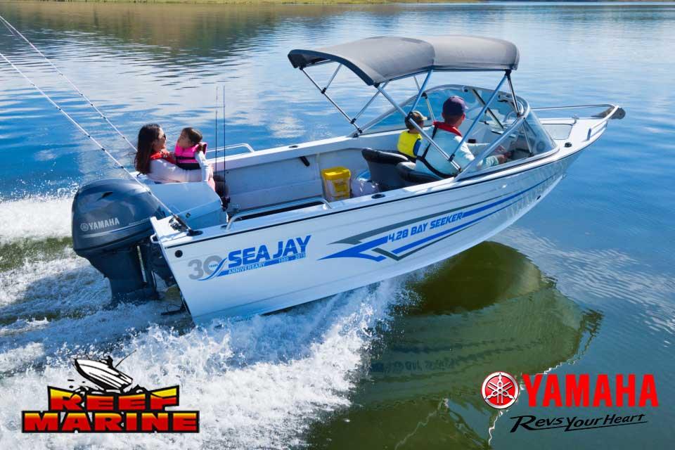 Sea Jay Bay Seeker 4.28 Video
