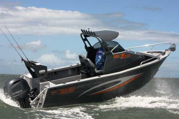 Sea Jay Cabin Boats