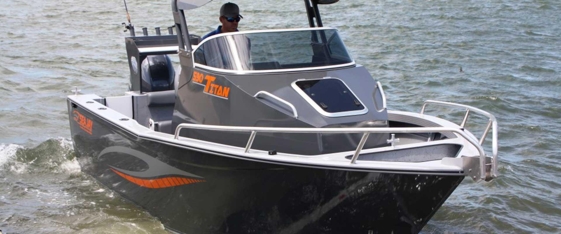 Sea Jay Titan
