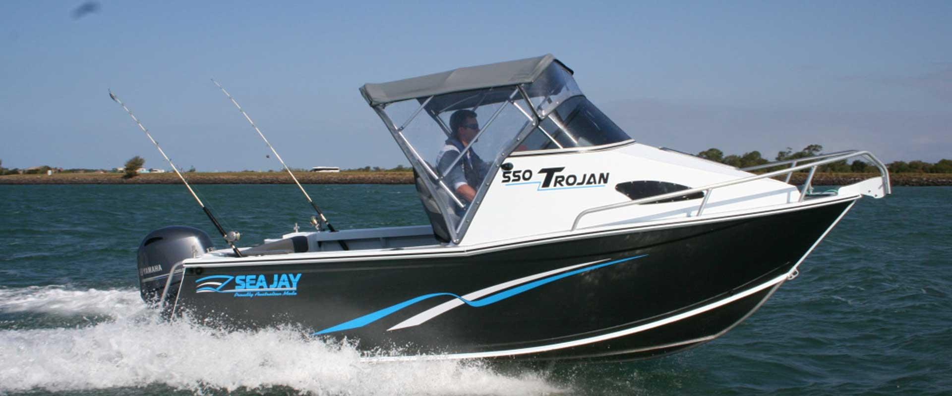 Sea Jay Trojan