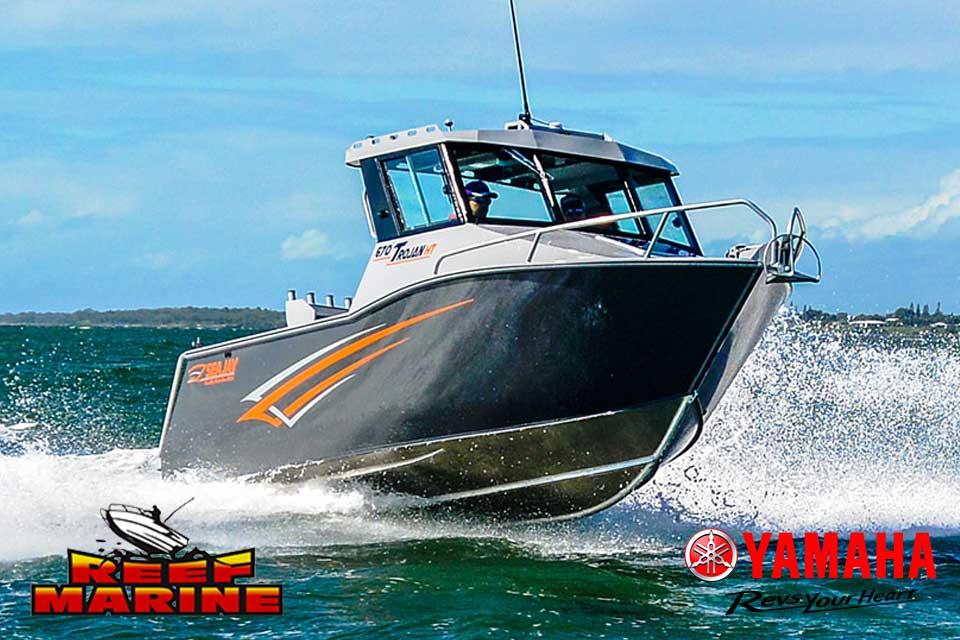 Sea Jay 670 Trojan HT Video